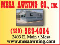 Mesa Awning Co., Inc.